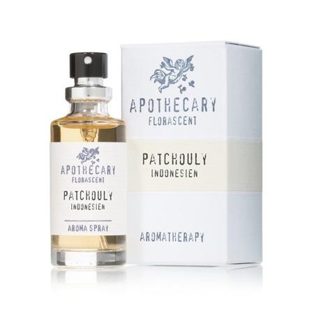 APOTHECARY Spray do aromaterapii PACZULI