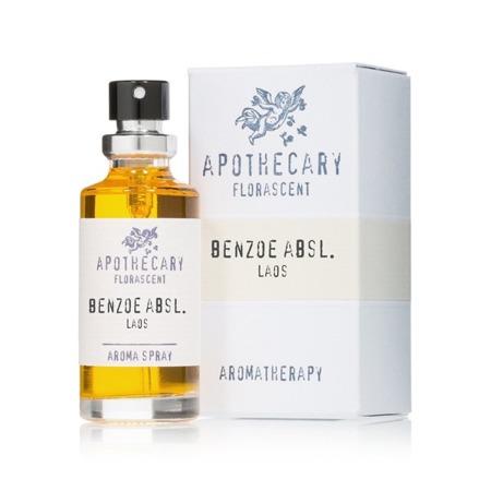 Apothecary Aromatherapy Spray BENZOES (z olejku absolutnego) 15 ml