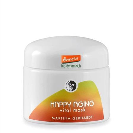 HAPPY AGING Maska rewitalizująca do cery dojrzałej 50 ml