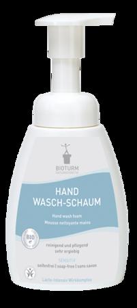 Pianka do mycia rąk z bio-serwatką