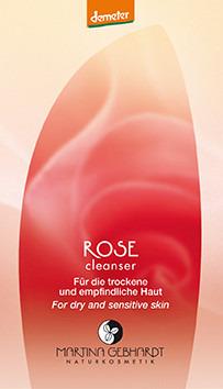 ROSE Mleczko oczyszczające do cery suchej i delikatnej 2 ml