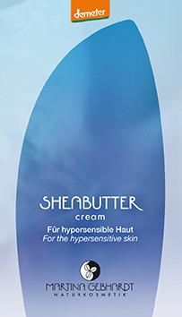 SHEABUTTER Krem do cery wrażliwej i alergicznej 2 ml