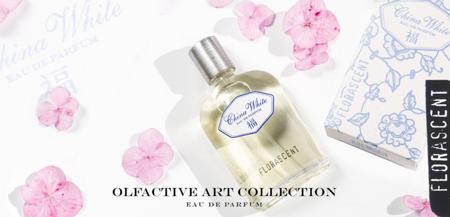Woda perfumowana Olfactive Art Collection CHINA WHITE 30 ml