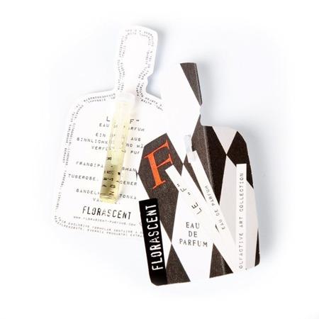 "Woda perfumowana Olfactive Art Collection Le ""F"" próbka 0,5 ml"